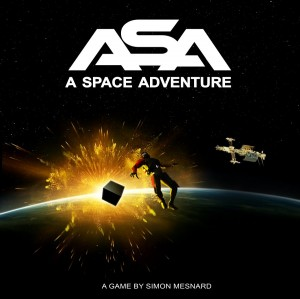 ASA: A Space Adventure Box Cover