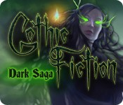 Gothic Fiction: Dark Saga Box Cover