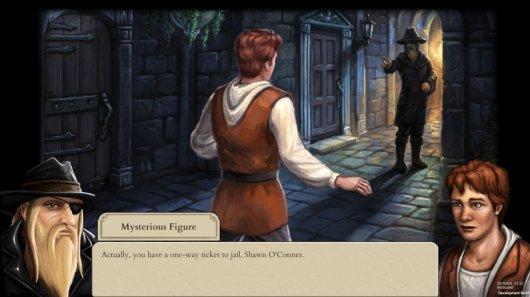 Screenshot for Hero-U: Rogue to Redemption 1