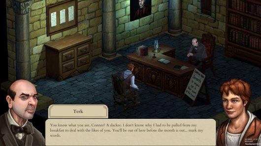 Screenshot for Hero-U: Rogue to Redemption 4