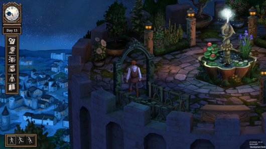 Screenshot for Hero-U: Rogue to Redemption 2