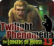 Twilight Phenomena: The Lodgers of House 13 Box Cover