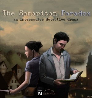 The Samaritan Paradox Box Cover