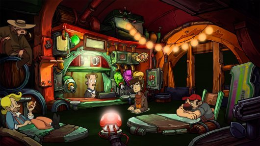 Screenshot for Goodbye Deponia 4