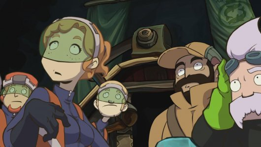 Screenshot for Goodbye Deponia 2