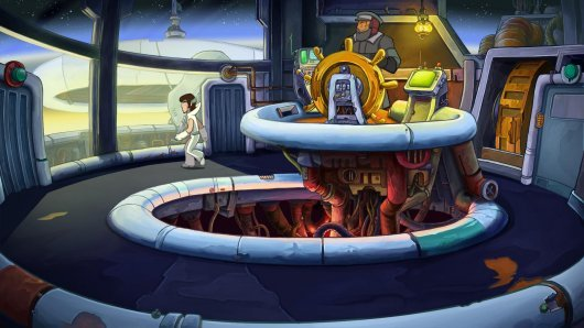 Screenshot for Goodbye Deponia 1