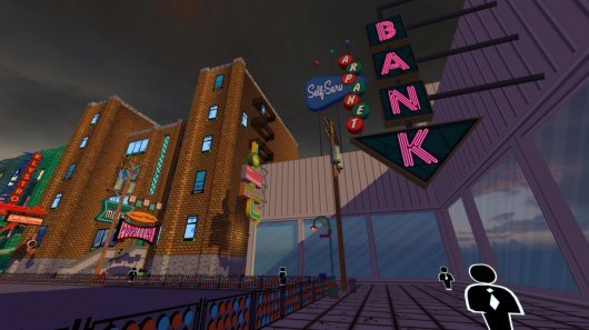 Screenshot for Jazzpunk 2