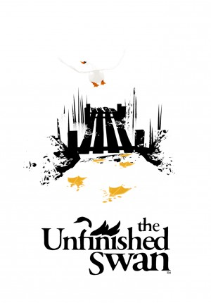 The Unfinished Swan Box Cover