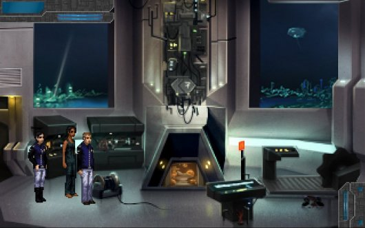Screenshot for Technobabylon 4