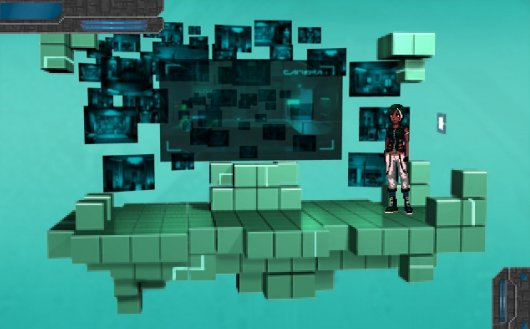 Screenshot for Technobabylon 2