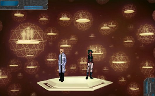 Screenshot for Technobabylon 1