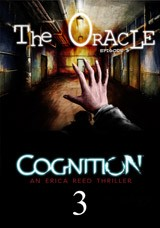 Cognition: An Erica Reed Thriller - Episode 3: The Oracle Box Cover