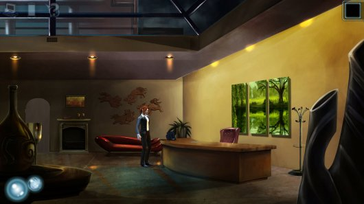 Screenshot for Cognition: An Erica Reed Thriller - Episode 3: The Oracle 3