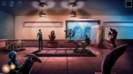 Screenshot for Cognition: An Erica Reed Thriller - Episode 3: The Oracle 2