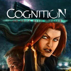 Cognition: An Erica Reed Thriller - Episode 4: The Cain Killer Box Cover