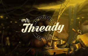 Mr. Thready Box Cover
