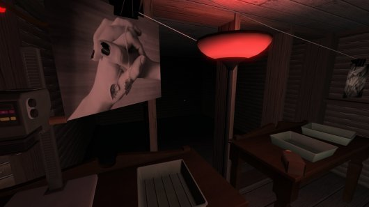Screenshot for Gone Home 1