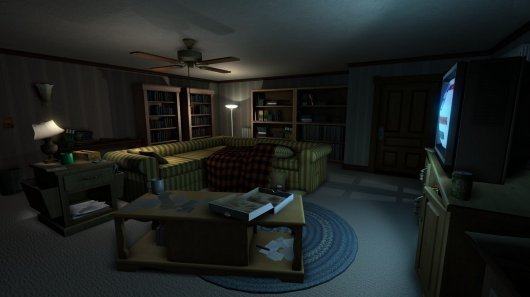 Screenshot for Gone Home 4