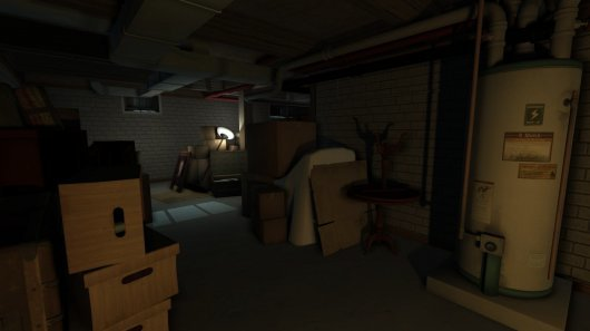 Screenshot for Gone Home 3