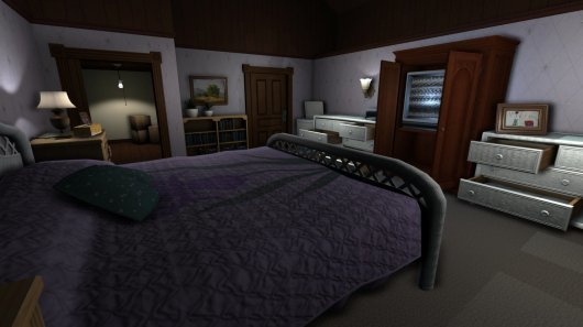 Screenshot for Gone Home 2