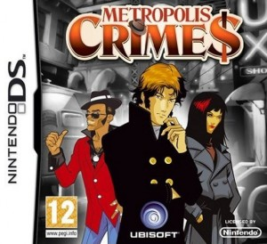 Metropolis Crimes Box Cover