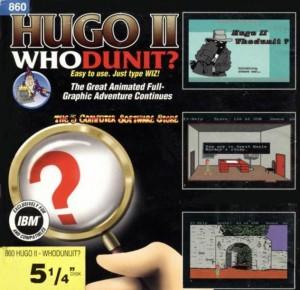 Hugo II: Whodunit? Box Cover