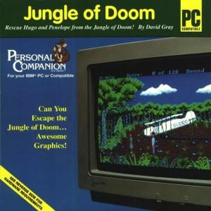 Hugo III: Jungle of Doom Box Cover