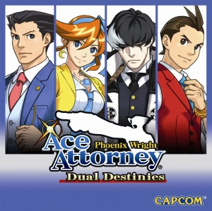 Phoenix Wright: Ace Attorney - Dual Destinies Box Cover