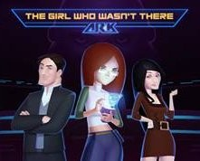 AR-K: Episode 2 - The Girl Who Wasn't There Box Cover