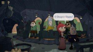Nelly Cootalot: The Fowl Fleet Screenshot #1