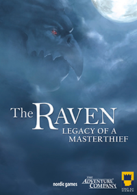 The Raven: Legacy of a Master Thief - Chapter Two: Ancestry of Lies Box Cover