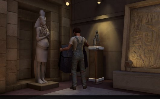 Screenshot for Raven: Legacy of a Master Thief - Chapter Three: A Murder of Ravens, The 4
