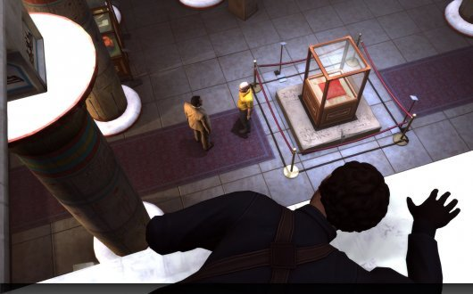 Screenshot for Raven: Legacy of a Master Thief - Chapter Three: A Murder of Ravens, The 2
