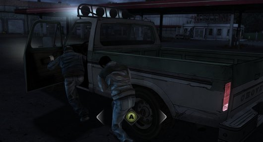 Screenshot for Walking Dead: 400 Days, The 3