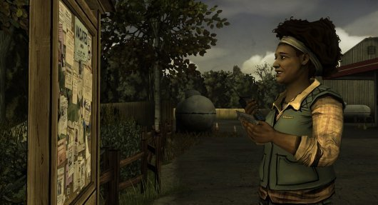 Screenshot for Walking Dead: 400 Days, The 2