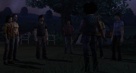 Screenshot for Walking Dead: 400 Days, The 1