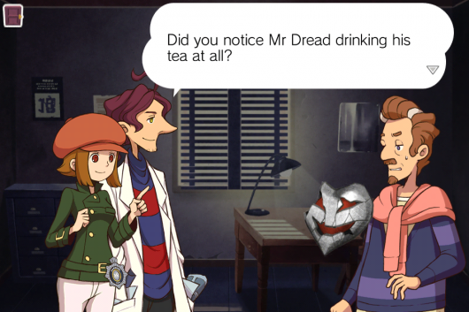 Screenshot for Layton Brothers: Mystery Room 2