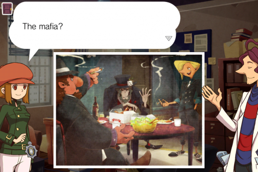 Screenshot for Layton Brothers: Mystery Room 1