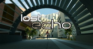 Lost Echo Box Cover