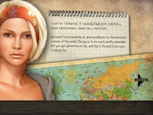 Secret Files: Sam Peters Screenshot #1