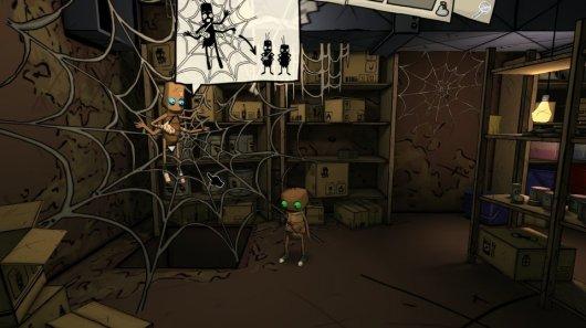 Screenshot for Journey of a Roach 4