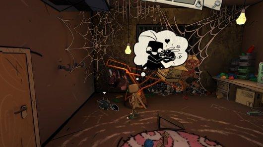 Screenshot for Journey of a Roach 3