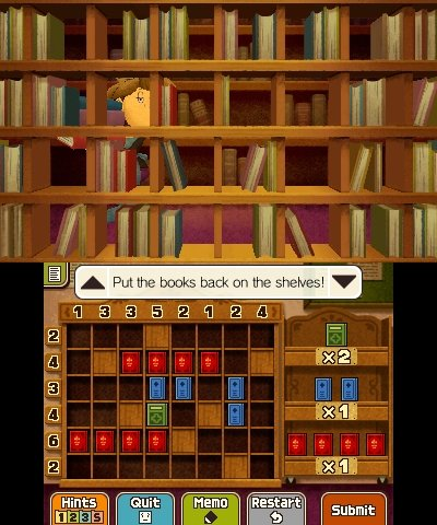 Screenshot for Professor Layton and the Azran Legacy 3