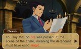 'Professor Layton vs. Phoenix Wright - Screenshot #26