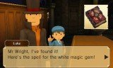 'Professor Layton vs. Phoenix Wright - Screenshot #16