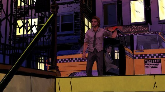 Screenshot for Wolf Among Us: Episode One - Faith, The 4