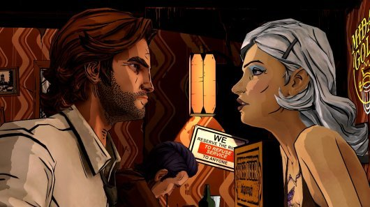 Screenshot for Wolf Among Us: Episode One - Faith, The 3