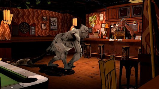 Screenshot for Wolf Among Us: Episode One - Faith, The 1