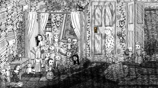 Screenshot for Neverending Nightmares 1