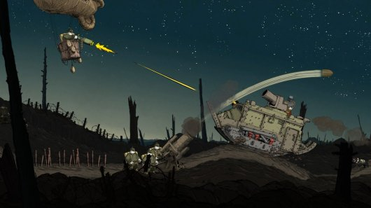 Screenshot for Valiant Hearts: The Great War 5